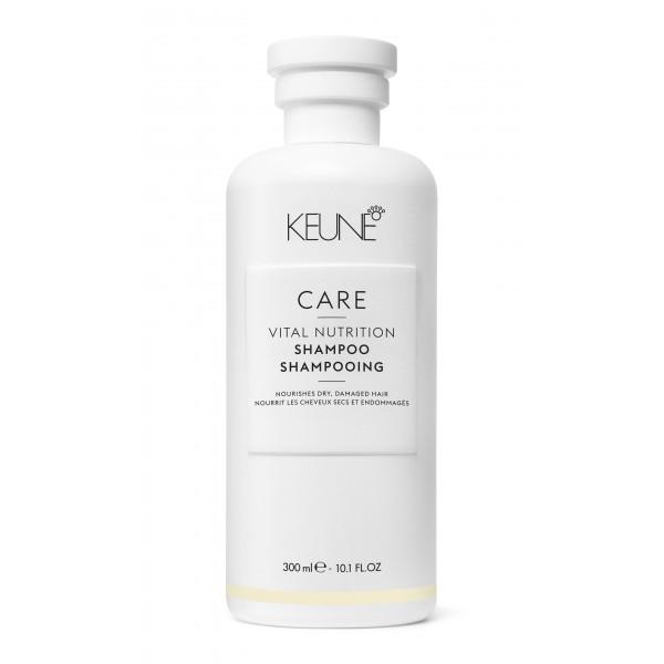 Šampūnas sausiems, pažeistiems plaukams Vital Nutrition, 300 ml