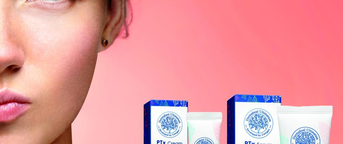 DERMAHEAL Ultimatum PTx, botulino poveikis be toksino ir injekcijų!
