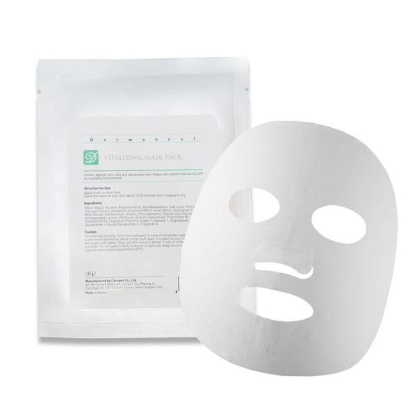 DERMAHEAL VITALIZING MASK PACK gaivinamoji kaukė, 22 g