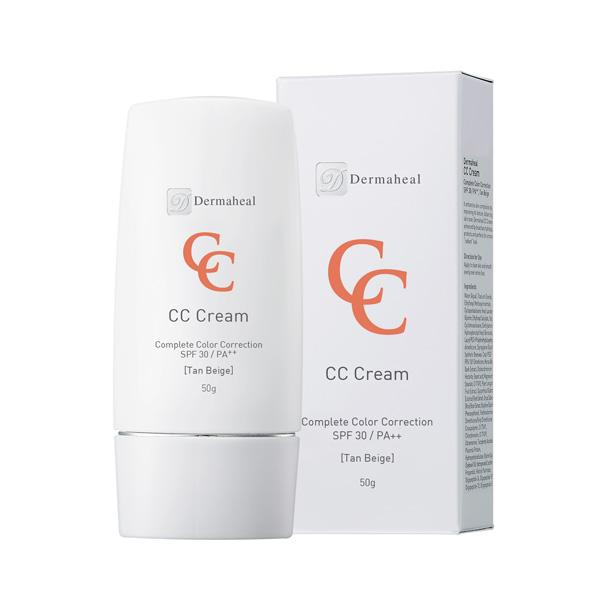 CC kremas SPF 30 (TAN BEIGE), 50 g