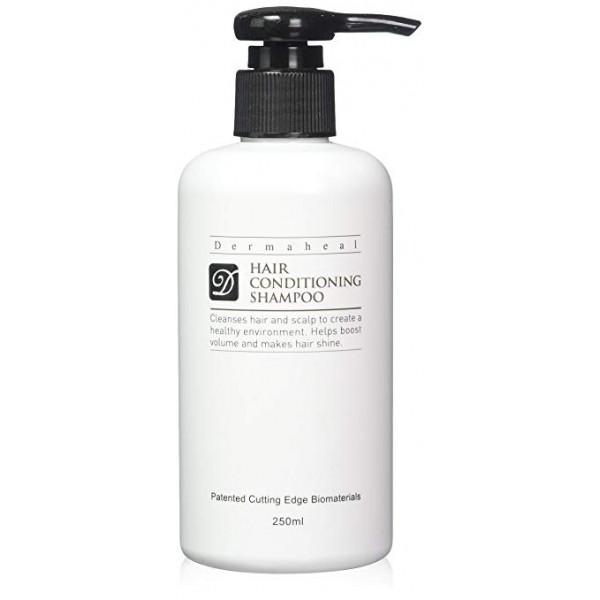 Plaukų augimą skatinantis šampūnas DERMAHEAL HAIR, 250 ml